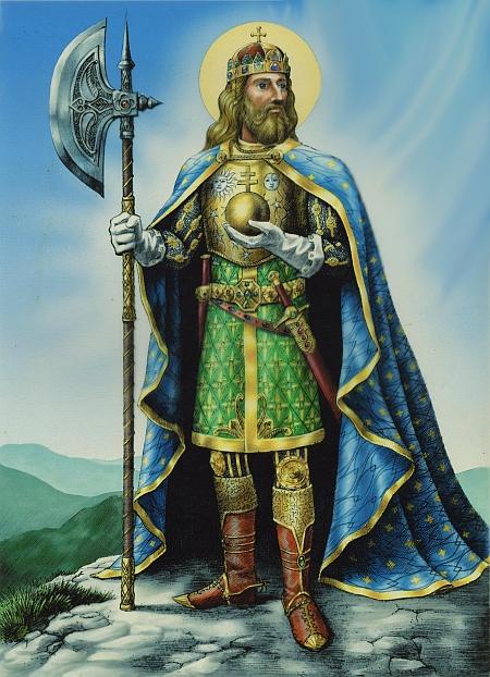 Árpád-házi Szent László király