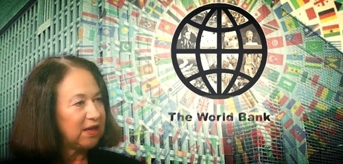 Karen Hudes – World Bank