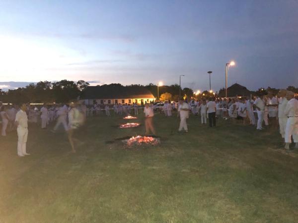 Tűzönjárás a Hortobágyon 2019. június 22.